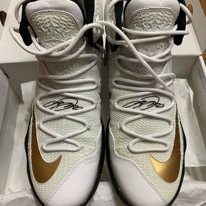 Nike Shoes - Nike LeBron XIII Elite White, Size 11